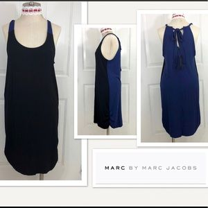 Marc by Marc Jacobs Colorblock Tank Knit Dress
